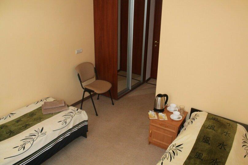 2-местный 1-комнатный (без балкона), улица Ленина, 125С, Коктебель - Фотография 1