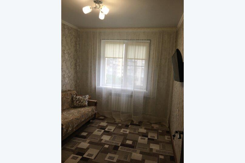 3-комн. квартира, 63 кв.м. на 6 человек, Полевая улица, 33, Геленджик - Фотография 2