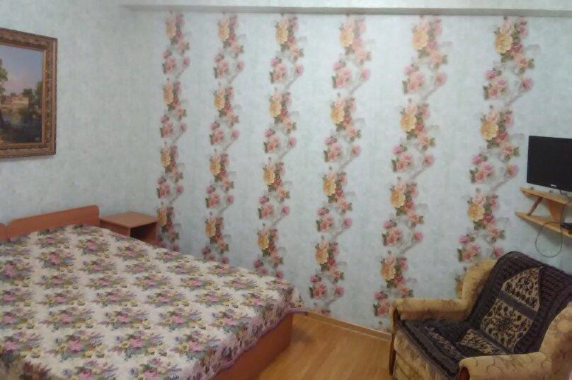 Четырехместный номер с собственной ванной комнатой, Новороссийская улица, 18А, Кабардинка - Фотография 1