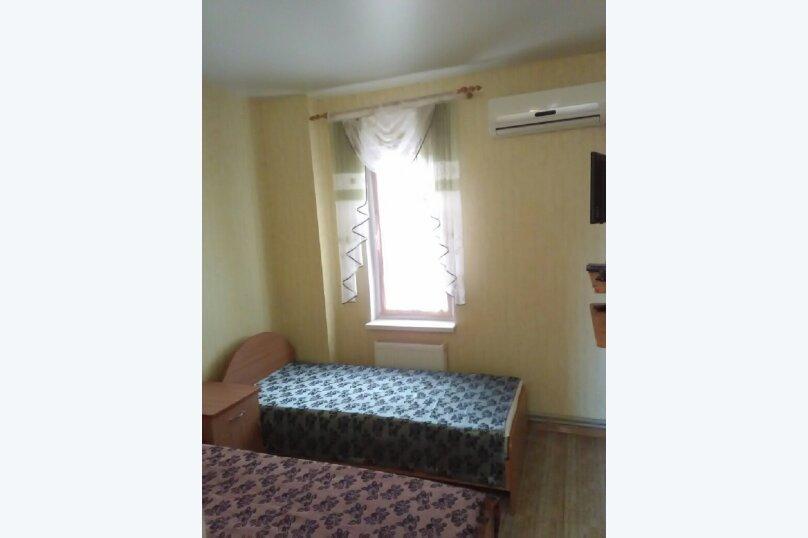 Двухместный номер с  2 отдельными кроватями и общей ванной комнатой, Новороссийская улица, 18А, Кабардинка - Фотография 1