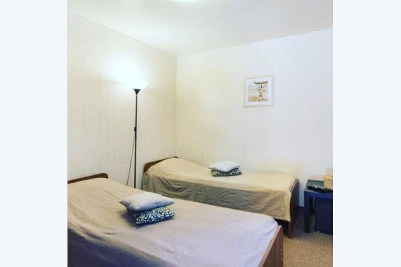 Номер с 2 кроватями 1 этаж, улица Фадеева, 16, микрорайон Мамайка, Сочи - Фотография 1