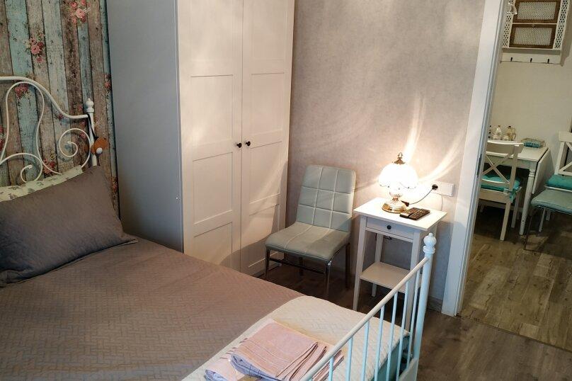 2-комн. квартира, 60 кв.м. на 4 человека, Бахтриони, 23, Тбилиси - Фотография 1