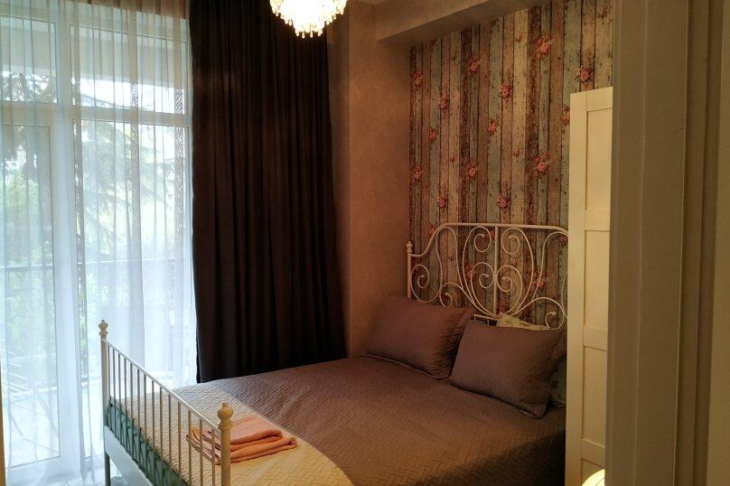 2-комн. квартира, 60 кв.м. на 4 человека, Бахтриони, 23, Тбилиси - Фотография 5