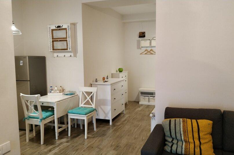 2-комн. квартира, 60 кв.м. на 4 человека, Бахтриони, 23, Тбилиси - Фотография 6