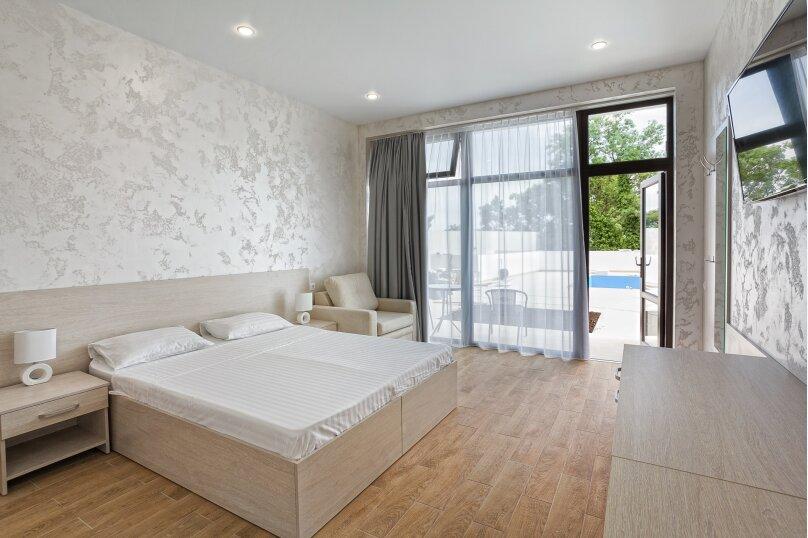 Улучшенный стандартный номер на 1 этаже, Туристская улица, 12в, Массандра, Ялта - Фотография 1