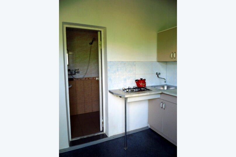 Однокомнатный домик у самого Черного моря, 30 кв.м. на 4 человека, 1 спальня, улица Ивана Франко, 16, Евпатория - Фотография 6