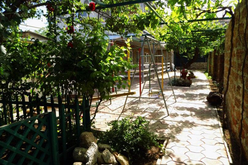 Однокомнатный домик у самого Черного моря, 30 кв.м. на 4 человека, 1 спальня, улица Ивана Франко, 16, Евпатория - Фотография 9