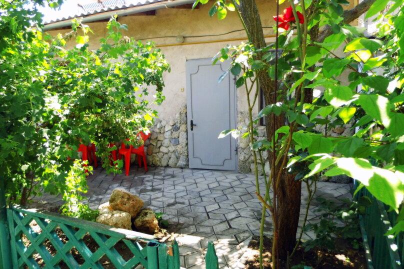 Однокомнатный домик у самого Черного моря, 30 кв.м. на 4 человека, 1 спальня, улица Ивана Франко, 16, Евпатория - Фотография 10