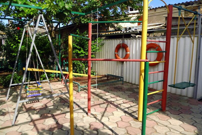 Однокомнатный домик у самого Черного моря, 30 кв.м. на 4 человека, 1 спальня, улица Ивана Франко, 16, Евпатория - Фотография 11