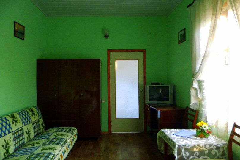 Однокомнатный домик у самого Черного моря, 30 кв.м. на 4 человека, 1 спальня, улица Ивана Франко, 16, Евпатория - Фотография 12