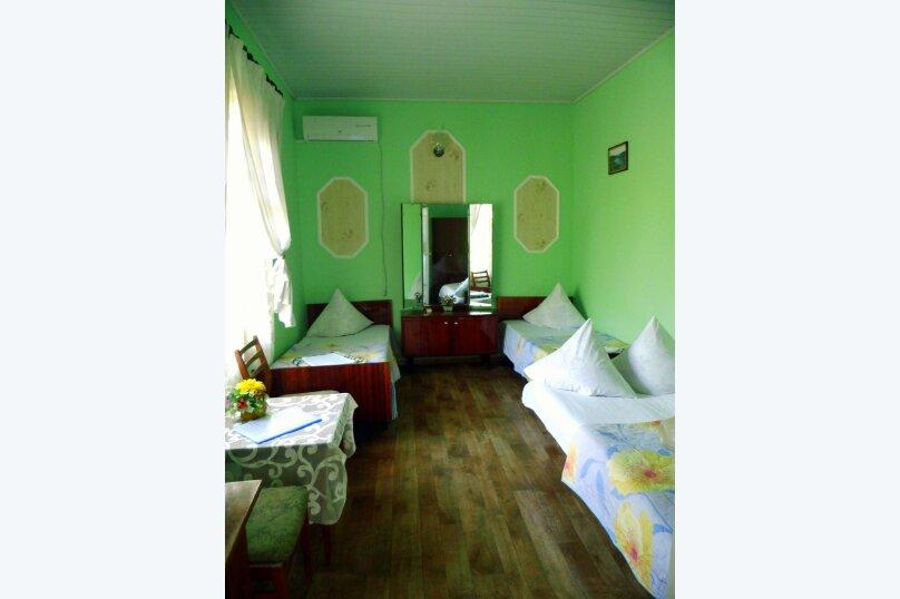 Однокомнатный домик у самого Черного моря, 30 кв.м. на 4 человека, 1 спальня, улица Ивана Франко, 16, Евпатория - Фотография 13