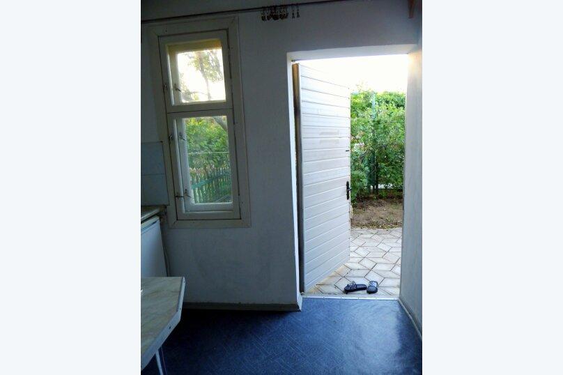 Однокомнатный домик у самого Черного моря, 30 кв.м. на 4 человека, 1 спальня, улица Ивана Франко, 16, Евпатория - Фотография 14