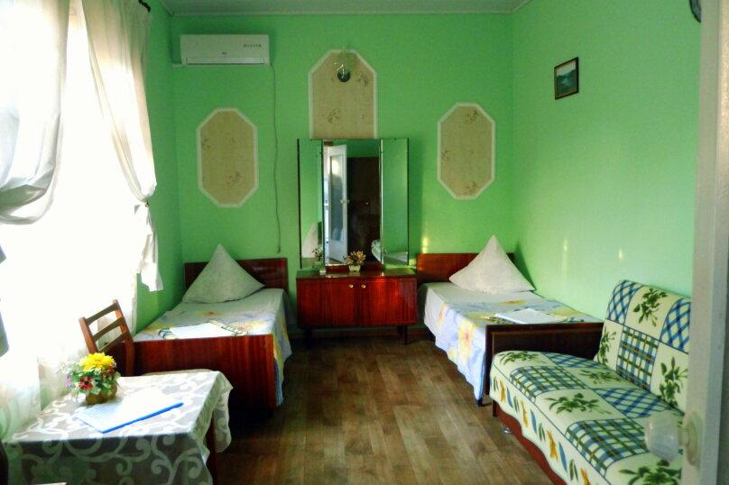 Однокомнатный домик у самого Черного моря, 30 кв.м. на 4 человека, 1 спальня, улица Ивана Франко, 16, Евпатория - Фотография 15