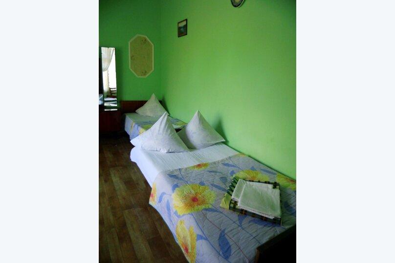 Однокомнатный домик у самого Черного моря, 30 кв.м. на 4 человека, 1 спальня, улица Ивана Франко, 16, Евпатория - Фотография 16