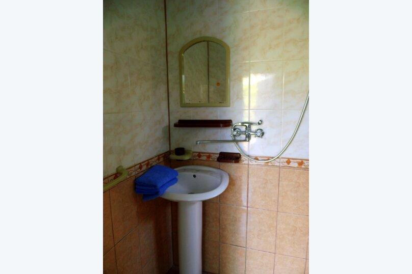 Однокомнатный домик у самого Черного моря, 30 кв.м. на 4 человека, 1 спальня, улица Ивана Франко, 16, Евпатория - Фотография 18