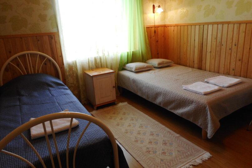 Дом, 120 кв.м. на 8 человек, 2 спальни, Куркиёки, Зелёная улица, 57, Лахденпохья - Фотография 6