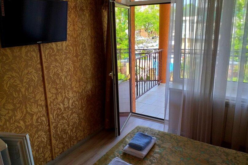 Двухместый с 1 кроватью и террасой, улица Шевченко, 202А, Анапа - Фотография 1