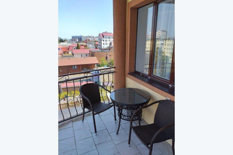 Двухместый с 1 кроватью и террасой, улица Шевченко, 202А, Анапа - Фотография 2
