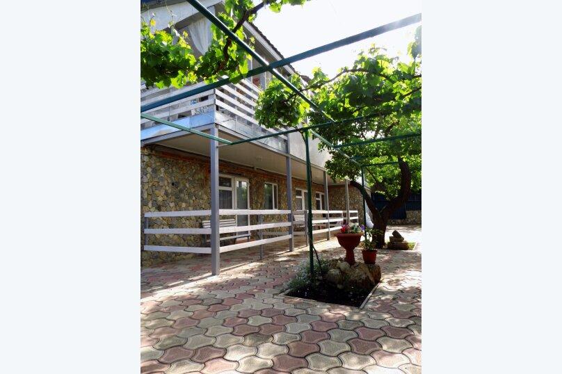 Двухкомнатный двухуровневый домик у самого Черного моря, 60 кв.м. на 6 человек, 2 спальни, улица Ивана Франко, 16, Евпатория - Фотография 23