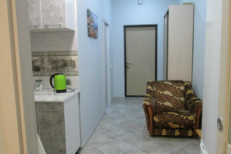 1-комн. квартира, 40 кв.м. на 4 человека, Параллельная улица, 9лит2, Сочи - Фотография 9