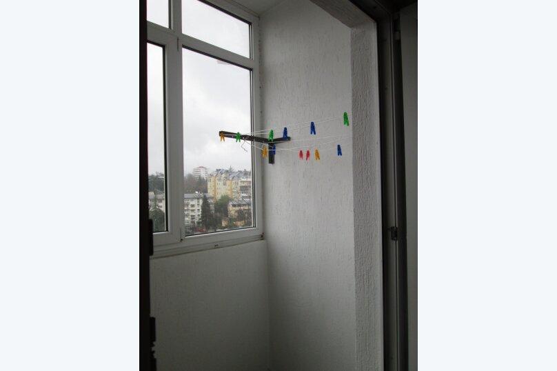 1-комн. квартира, 40 кв.м. на 4 человека, Параллельная улица, 9лит2, Сочи - Фотография 10