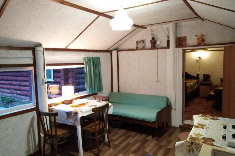 Дом, 25 кв.м. на 4 человека, 1 спальня, Речная улица, 15, посёлок Сяпся - Фотография 10