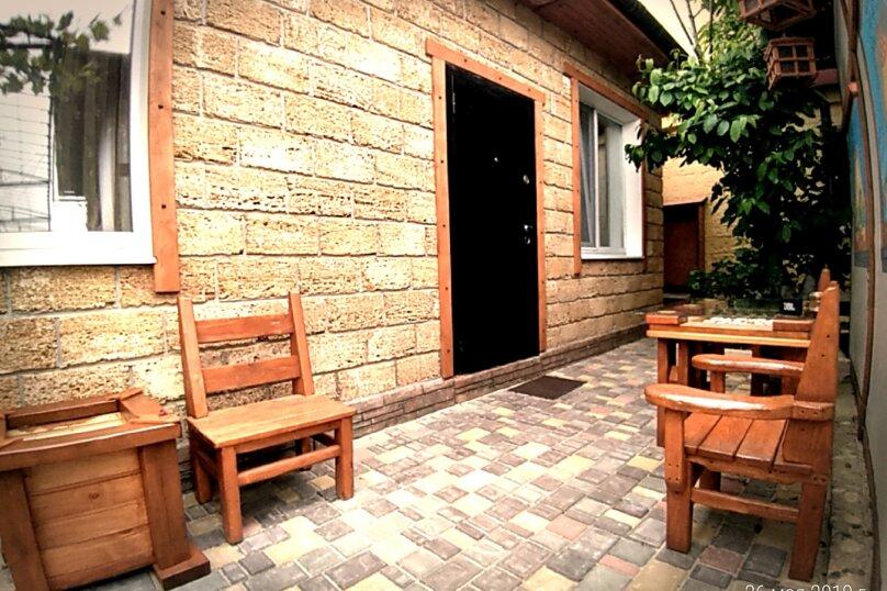 Дом, 30 кв.м. на 4 человека, 1 спальня, 6 линия, 215, Севастополь - Фотография 1