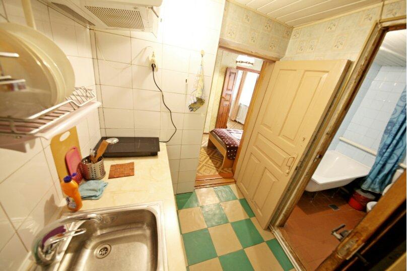 2-комн. квартира, 35 кв.м. на 3 человека, улица Самбурова, 23, Анапа - Фотография 6