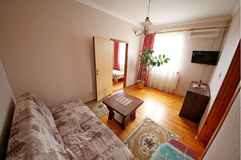 1-комн. квартира, 40 кв.м. на 4 человека, Черноморская улица, 53, Анапа - Фотография 1