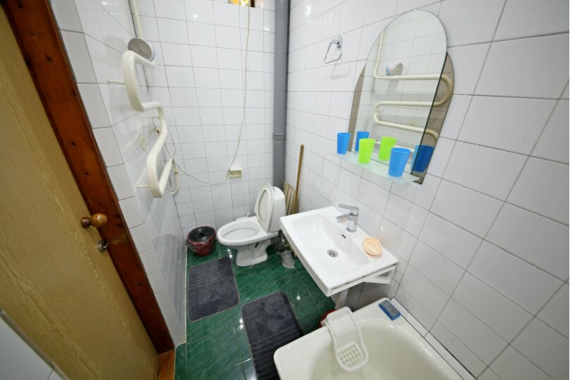 1-комн. квартира, 40 кв.м. на 4 человека, Черноморская улица, 53, Анапа - Фотография 13