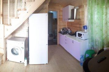 Новый эко Дом с удобствами , 60 кв.м. на 8 человек, 3 спальни, Светлая, 23, ПК Кавказ, Голубицкая - Фотография 1