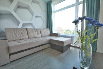 2-комн. квартира, 42 кв.м. на 4 человека, улица Лермонтова, 3, Пенза - Фотография 1