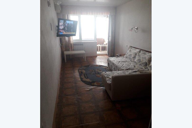 2-комн. квартира, 38 кв.м., Приморская улица, 1, Анапа - Фотография 6