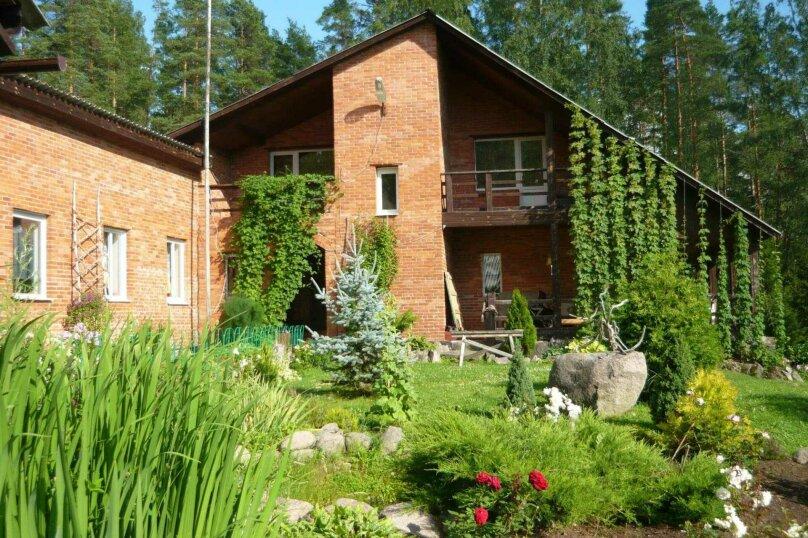 Дом, 260 кв.м. на 14 человек, 6 спален, Рудаковская, 3, Приозерск - Фотография 2