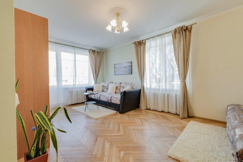 1-комн. квартира, 45 кв.м. на 4 человека, Лиговский проспект, 257, Санкт-Петербург - Фотография 17