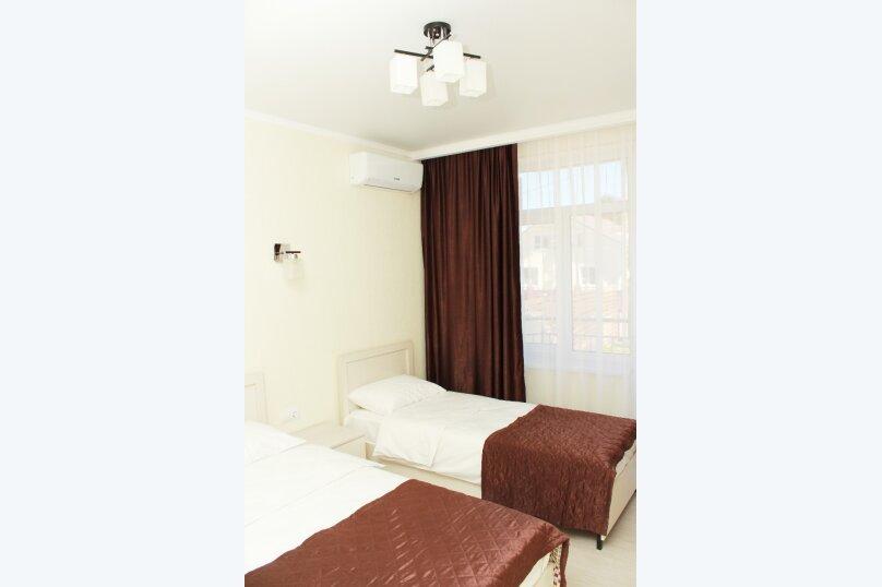 2-комн. квартира, 50 кв.м. на 6 человек, улица Толстого, 8, Витязево - Фотография 5