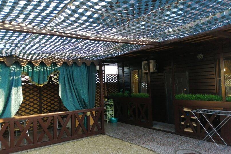 Дом под ключ, 50 кв.м. на 7 человек, 2 спальни, улица Мира, 41/33, Витязево - Фотография 14