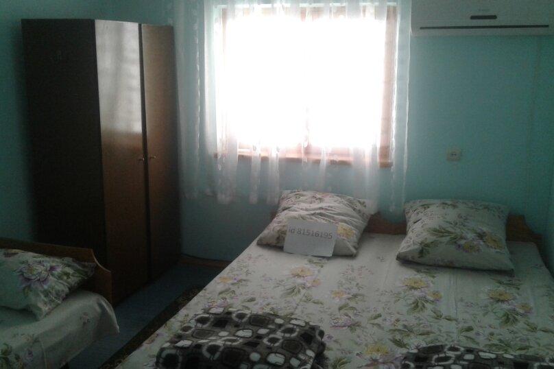 Дом, 180 кв.м. на 12 человек, 4 спальни, песчаная, 16, Голубицкая - Фотография 1