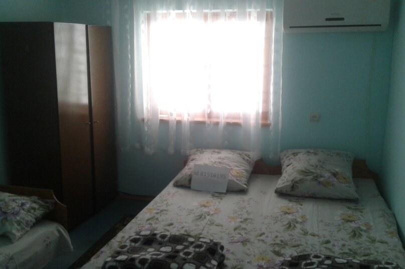 Дом, 180 кв.м. на 12 человек, 4 спальни, песчаная, 16, Голубицкая - Фотография 2