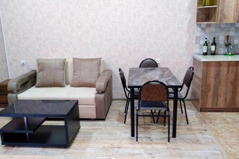 2-комн. квартира, 45 кв.м. на 4 человека, улица Виктора Долидзе, 24, Тбилиси - Фотография 5