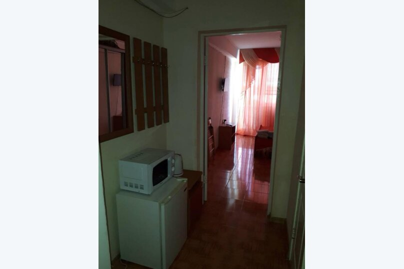 1-комн. квартира, 17 кв.м. на 3 человека, Южногородская улица, 36к16, посёлок Любимовка, Севастополь - Фотография 4