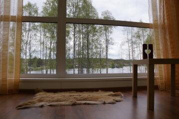 Гостевой дом, 148 кв.м. на 10 человек, 4 спальни, Крошнозеро, Магистральная, 24, Пряжа - Фотография 4