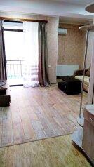 2-комн. квартира, 45 кв.м. на 4 человека, улица Виктора Долидзе, 24, Тбилиси - Фотография 3