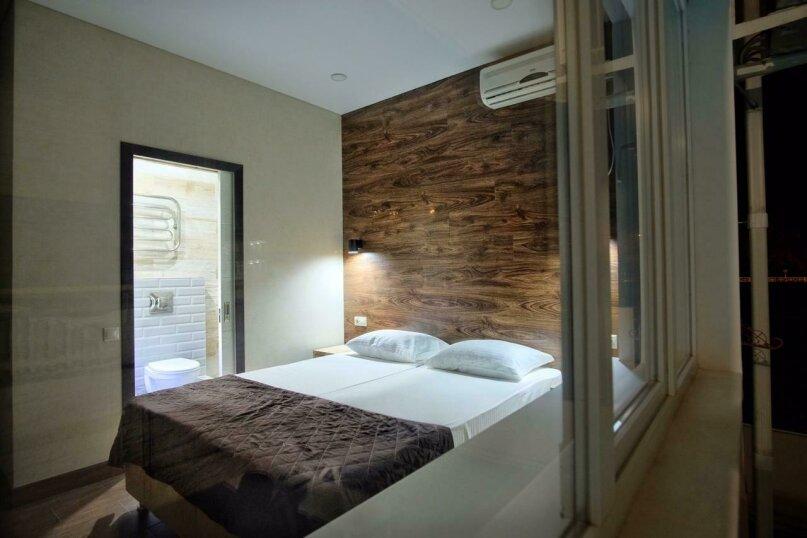 улучшенный 2-х местный номер, улица Кудряшова, 22, Лазаревское - Фотография 1