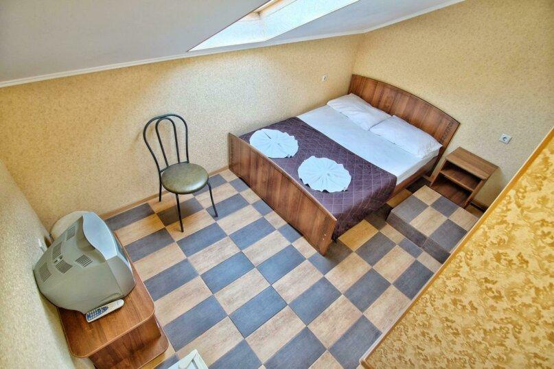 2-х местный комфорт с общим балконом на этаже, улица Кудряшова, 22, Лазаревское - Фотография 1