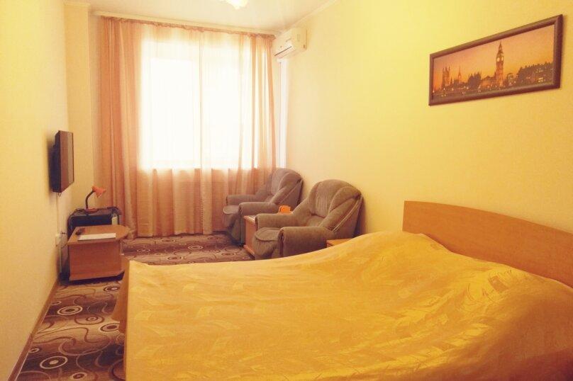 Стандарт с двуспальной кроватью, Фонтанная улица, 1А/1, Пермь - Фотография 1