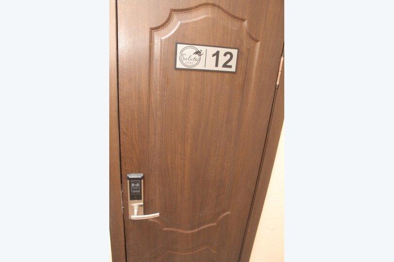 """Отель """"Saluton"""", Черноморская улица, 4Б на 20 номеров - Фотография 24"""
