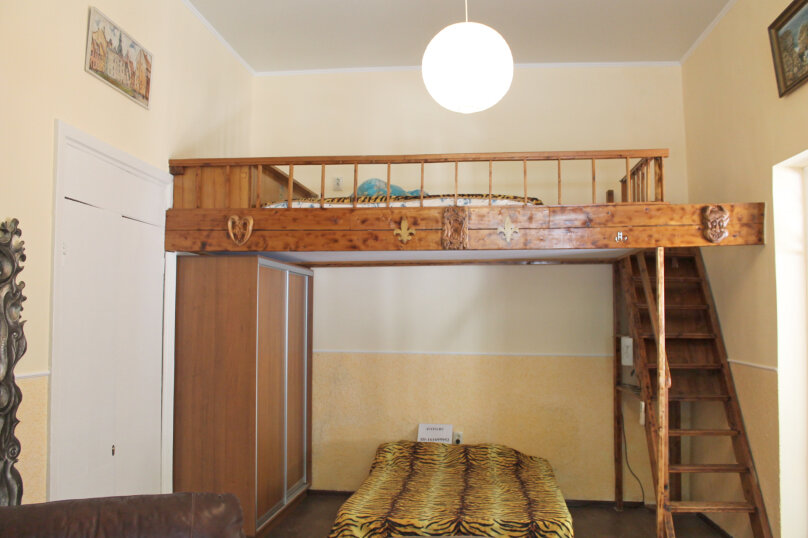 1-комн. квартира, 48 кв.м. на 4 человека, Дувановская улица, 3, Евпатория - Фотография 4