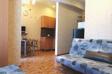 1-комн. квартира, 30 кв.м. на 3 человека, Просвещения , 148, Адлер - Фотография 1