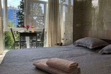 1-комн. квартира, 21 кв.м. на 3 человека, Курортный проспект, 75к1, Сочи - Фотография 1